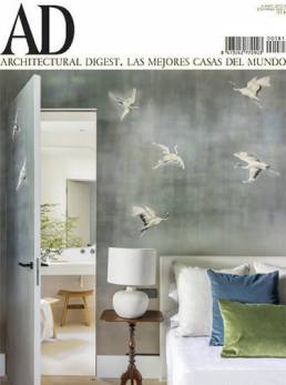 Architectural Digest - Hotel Tio Pepe